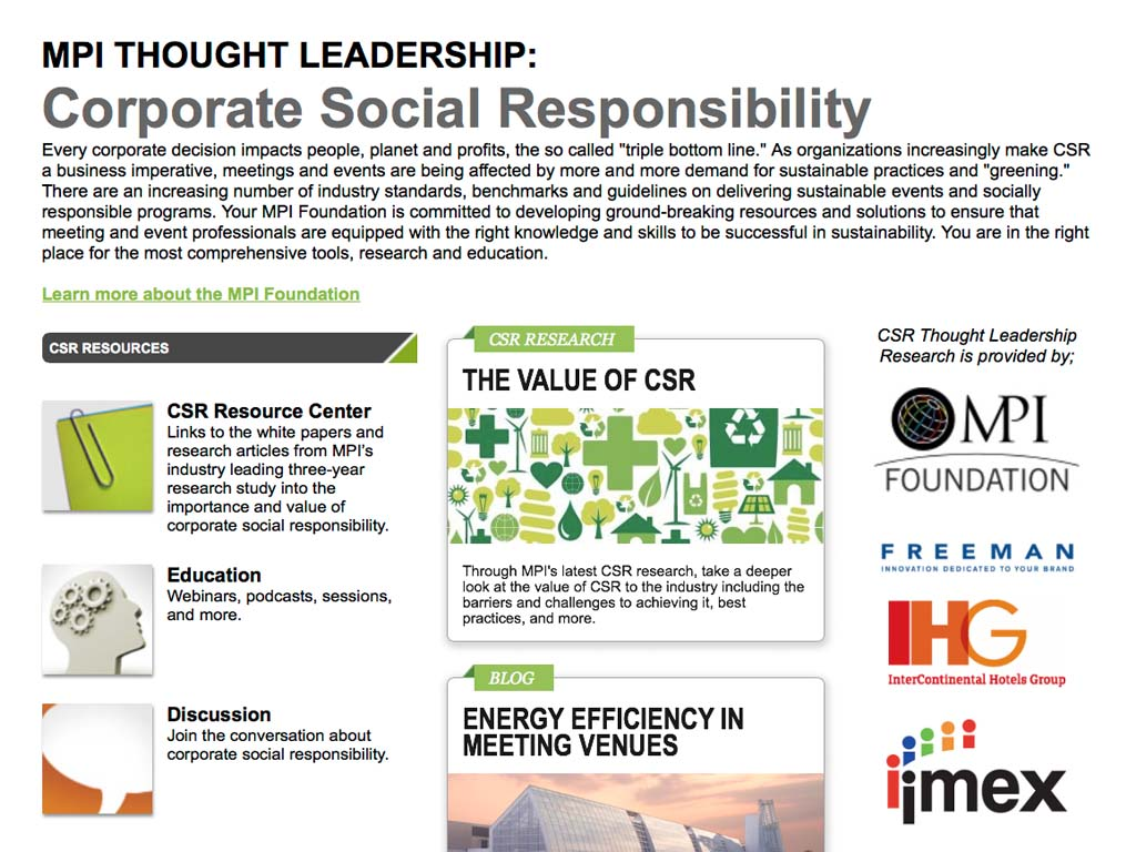 the importance of corporate social responsibility to every business