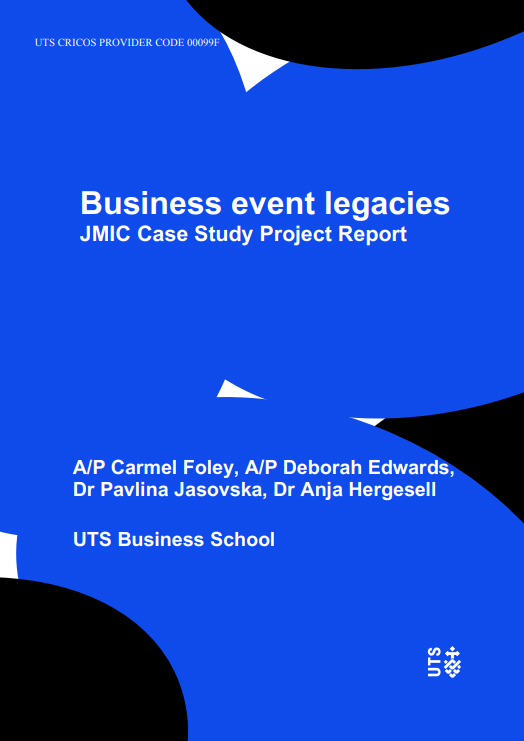 The Iceberg | Legacies of business events