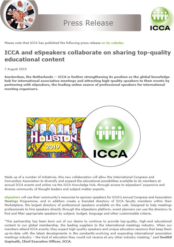 ICCA Archives - The Iceberg